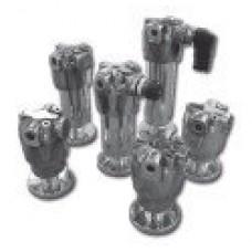 Напорные фильтры MP Filtri из нержавеющей стали